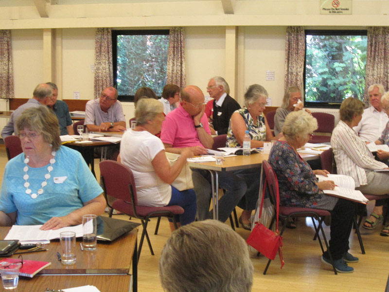 Running Your U3A Workshop 1.