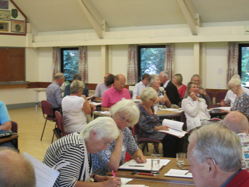 Running Your U3A Workshop 2.