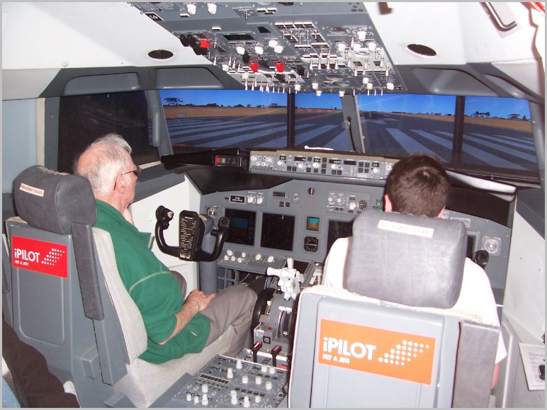 Boeing 737 Flight Simulator #2