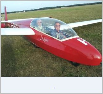 Gliding at Lasham