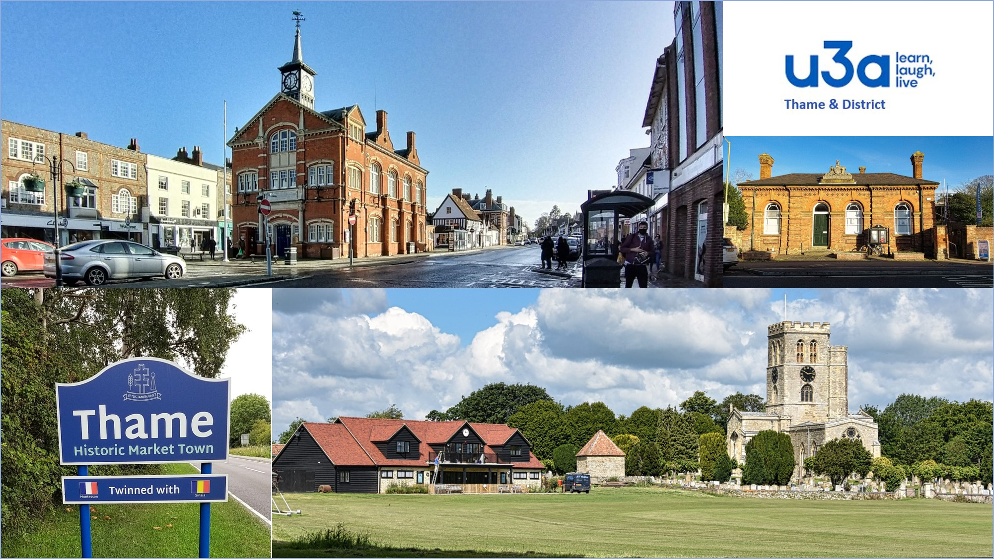Pictures of Thame