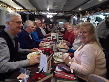 2015 Christmas Lunch