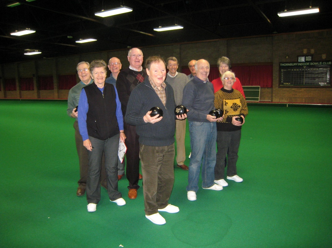 Indoor Bowls Group