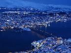 Tromso at Twilight by Graham Taylor