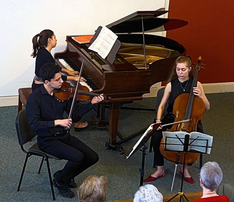 Concordia Trio - February 2020