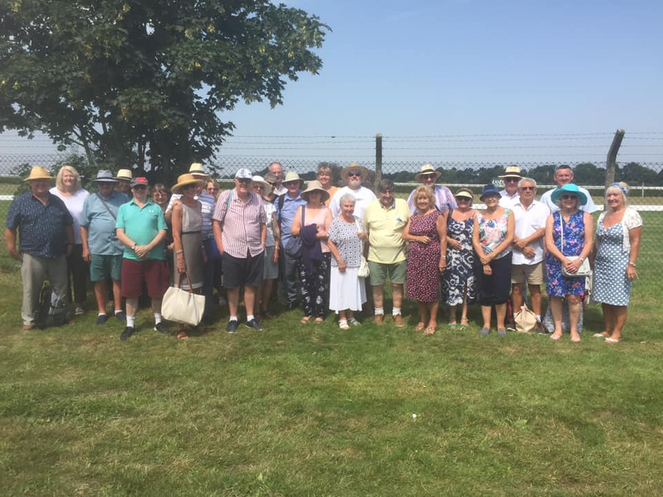 The Group at Sandown Races