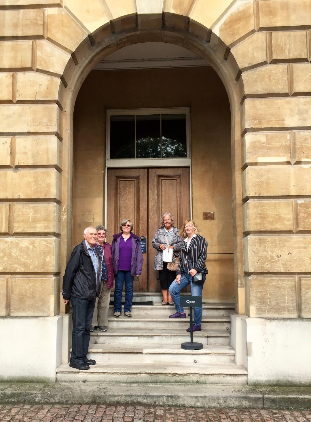 At Apsley House