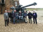 At Tilbury Fort