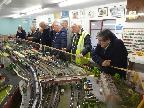 Admiring Model Railway at Canvey