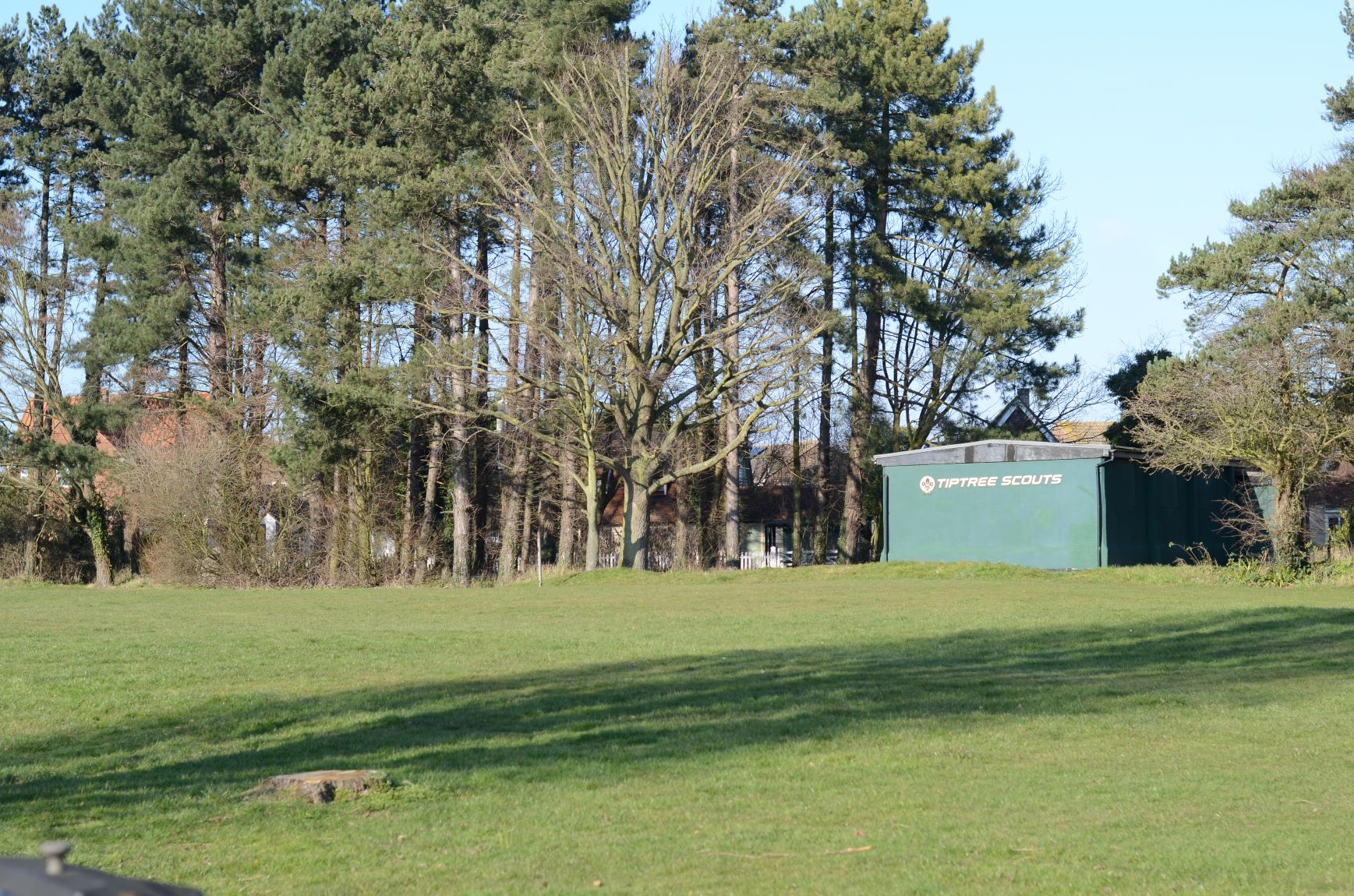Village Green and Scout Hut