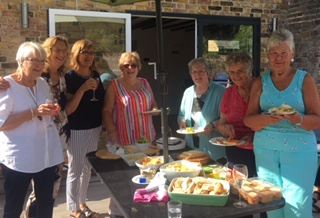 Wine & Cheese Social 14th July