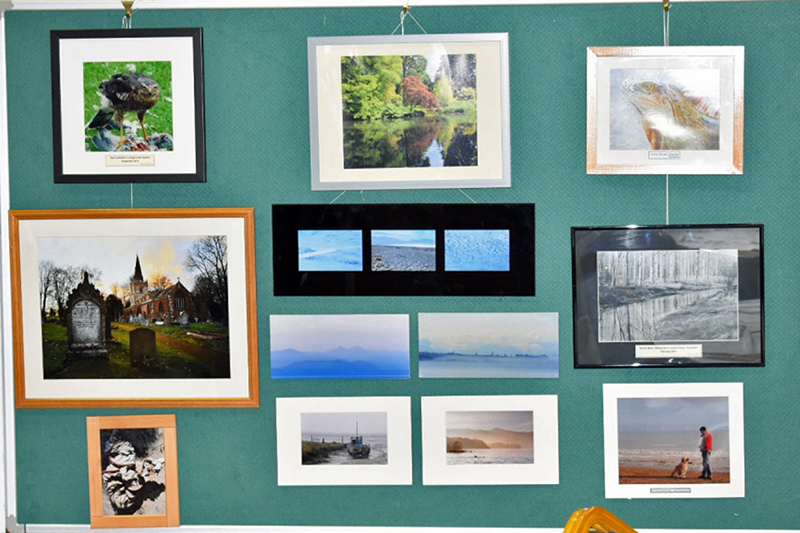 Photography Group Display - reverse
