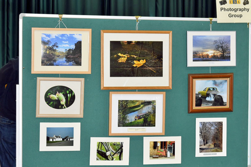Photography Group Display