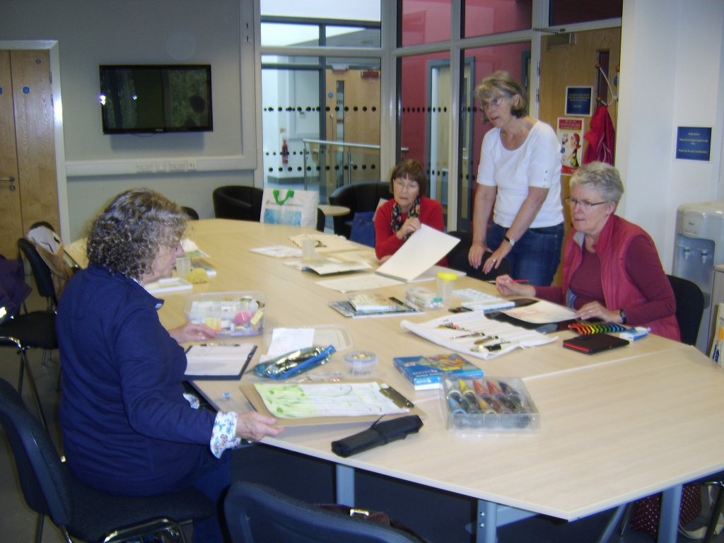 Art Group 2 Oct 2015