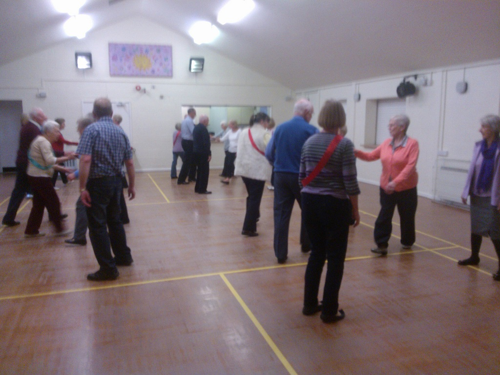 Folk Dancing 3 Oct 2015