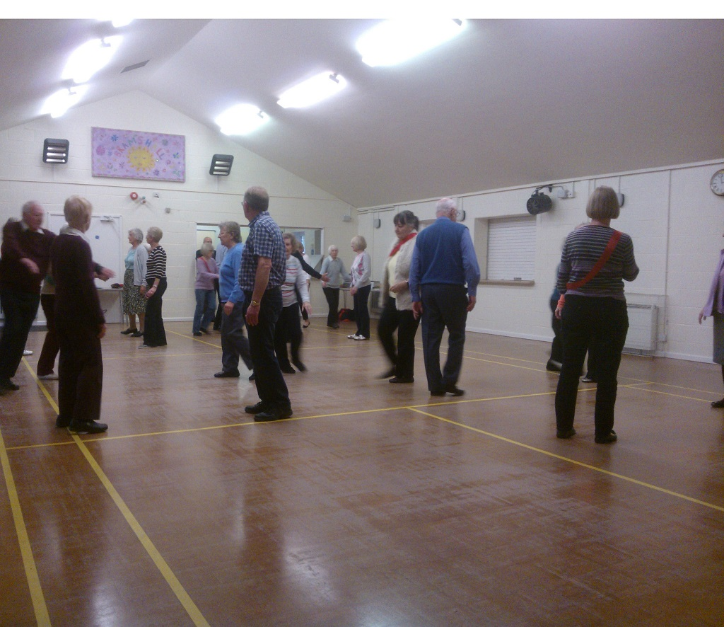 Folk Dancing 4 Oct 2015