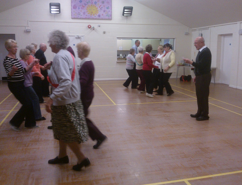 Folk Dancing 5 Oct 2015