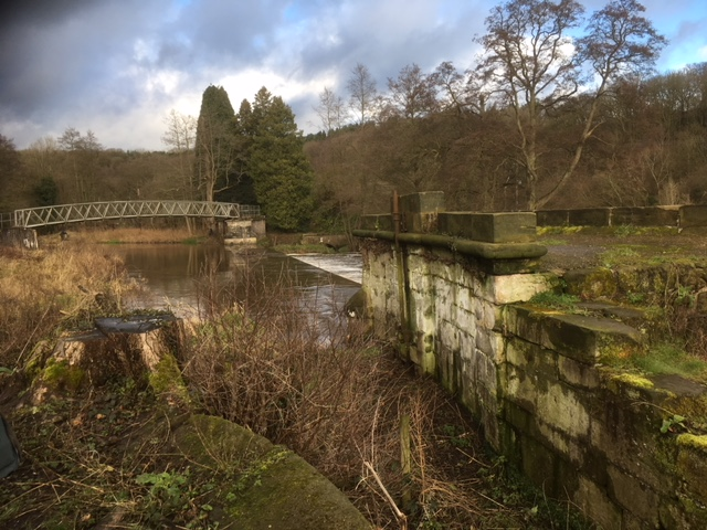 2 Crumpwood Weir Jan 2018