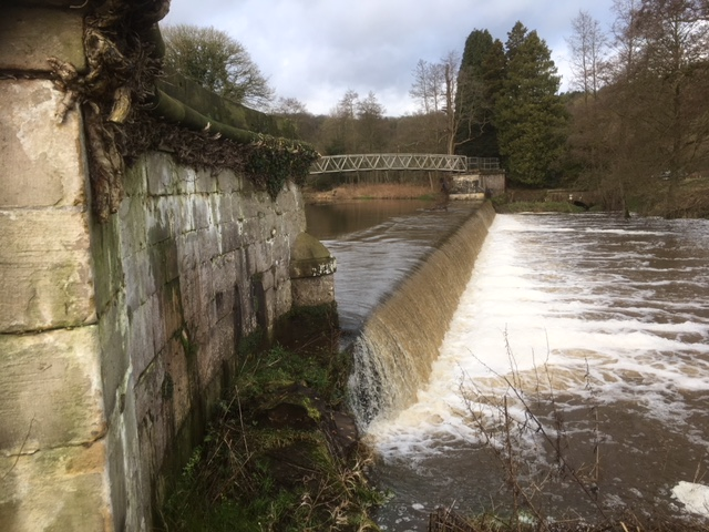 3 Crumpwood Weir Jan 2018