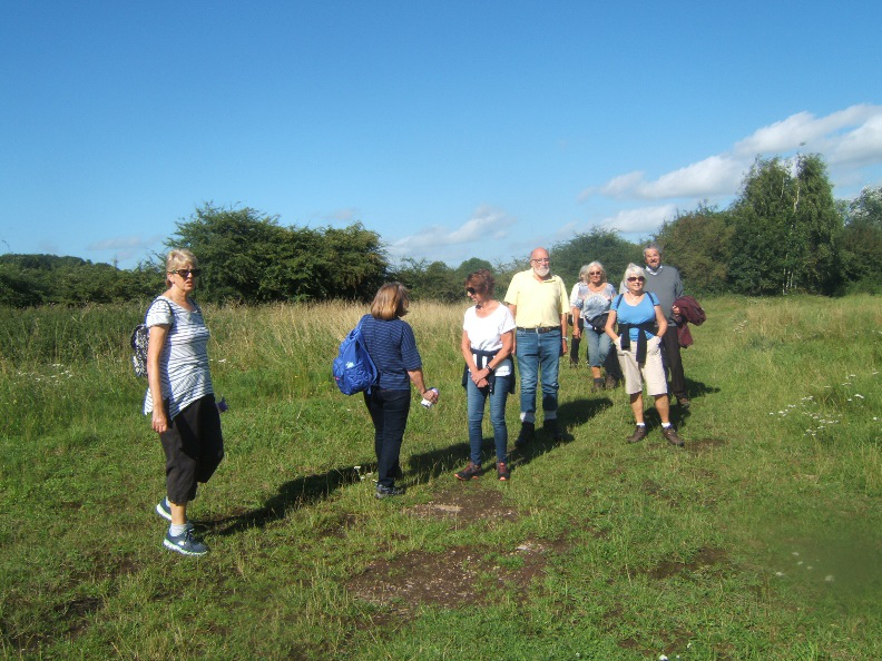 Marchington Amble August 20