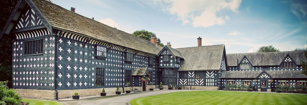 Samlesbury Hall 19th April 2018