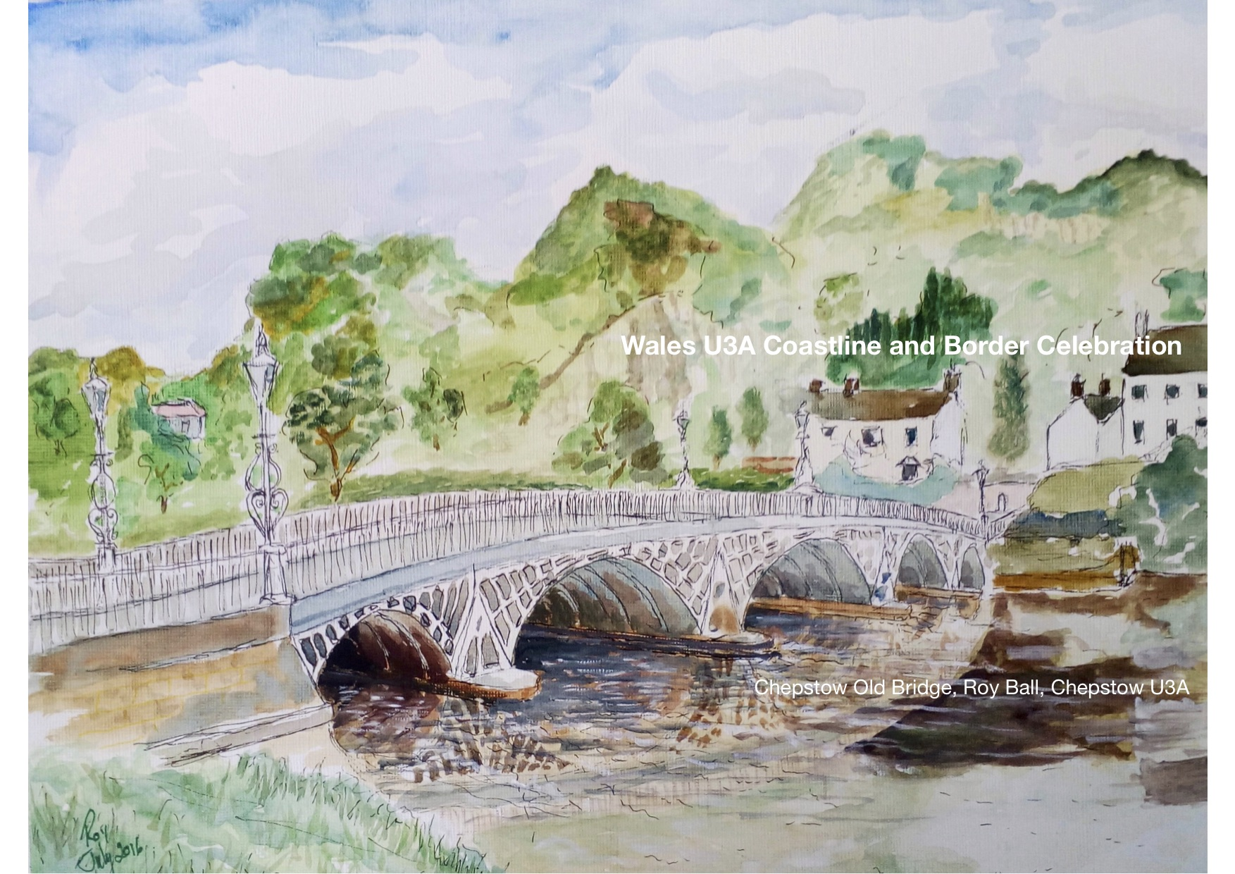 The Old Chepstow Bridge