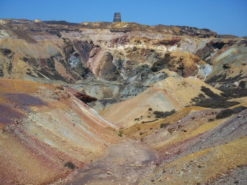 Parys Mountain - Anglesey