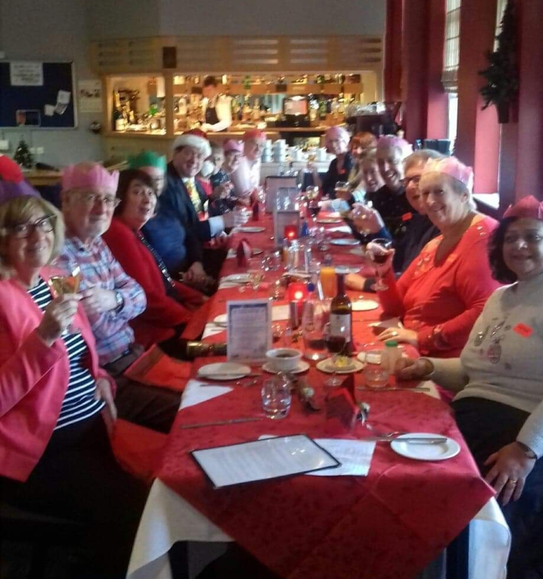 The Lunch Club Christmas Dinner