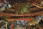Symphony Hall behind the scenes