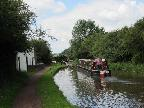 Canal at Tardebigge