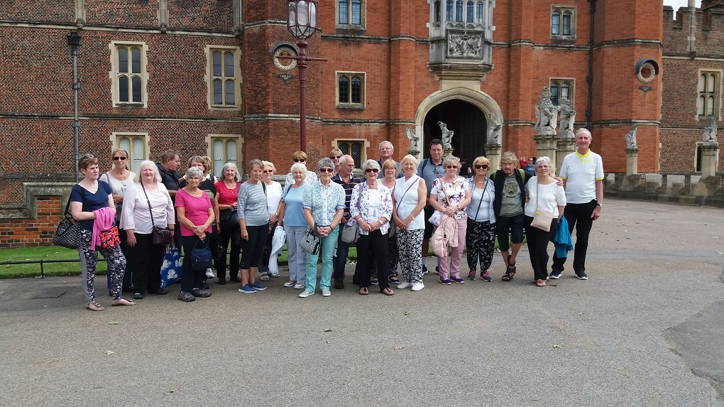 London Walks - Hampton Court
