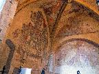 12th century wall paintings.
