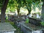 A general view of the cemetery.