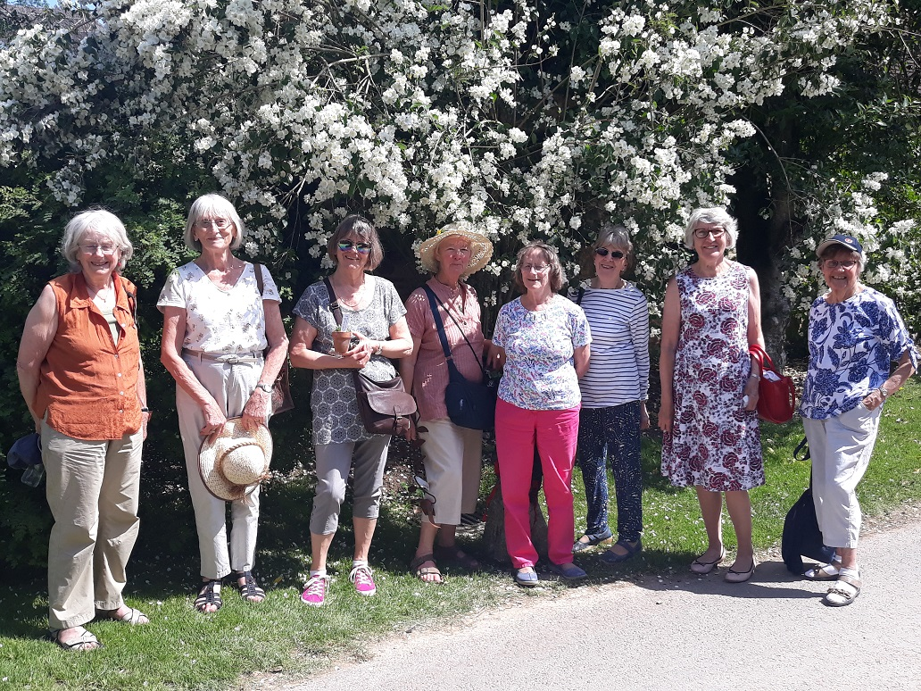 Gardeners Group at Hidcote