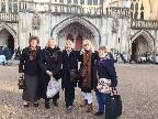 Winchester Visit