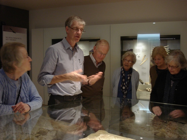 Local History Group at Wiltshire Heritag