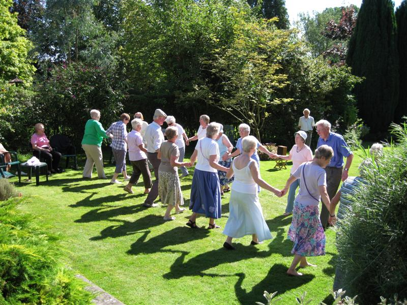 The Country Dance Group