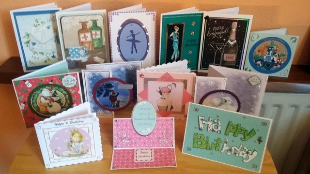 Some of our Cards