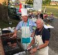 Chefs at the WAGs BBQ