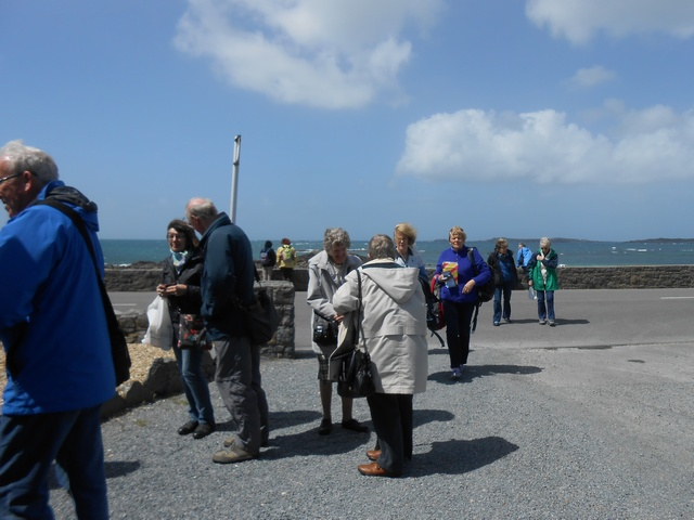 On the prom Guernsey