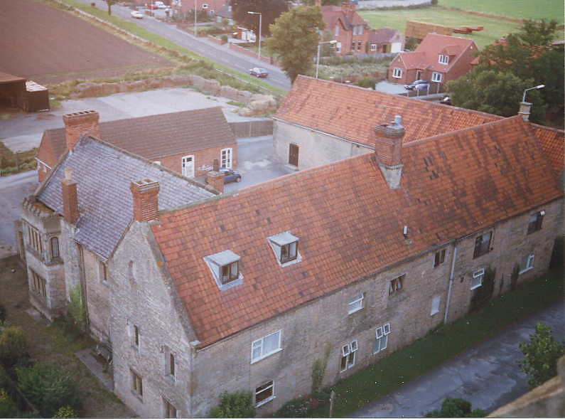 Warsop Old Hall