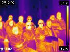 Infrared audience