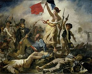 Delacroix - Liberty Leading the People