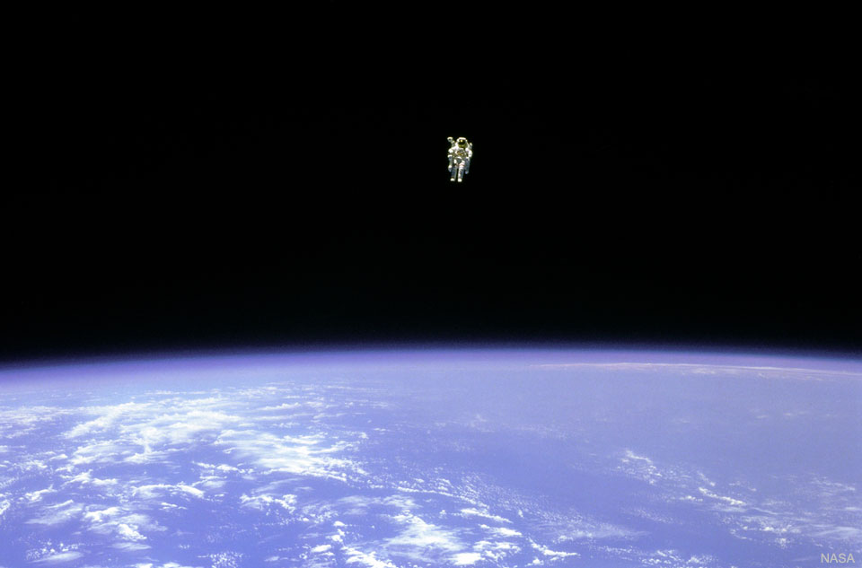 Fly Free in Space