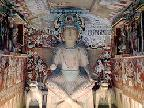 Buddha from Dunhuang caves