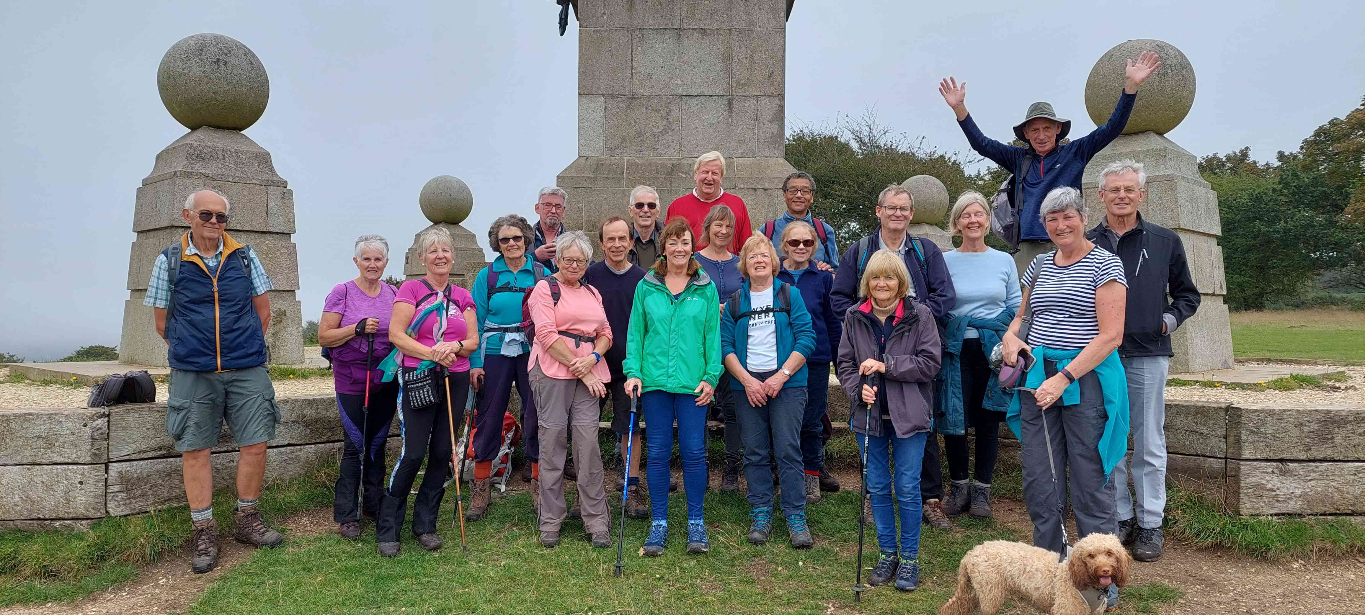 Coombe Hill 7th October 2021
