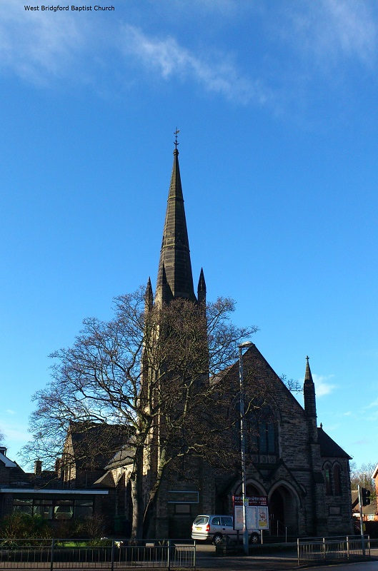 West Bridgford Baptist Church