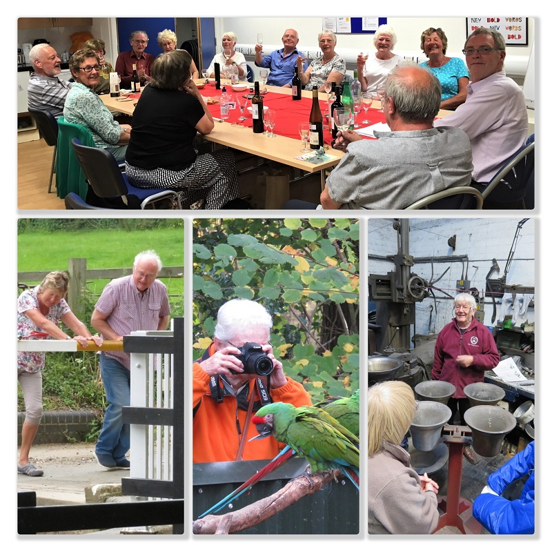 West Leicestershire U3A Activities