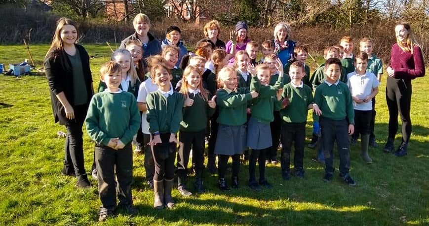 Gardening Group News  Airy Hill School