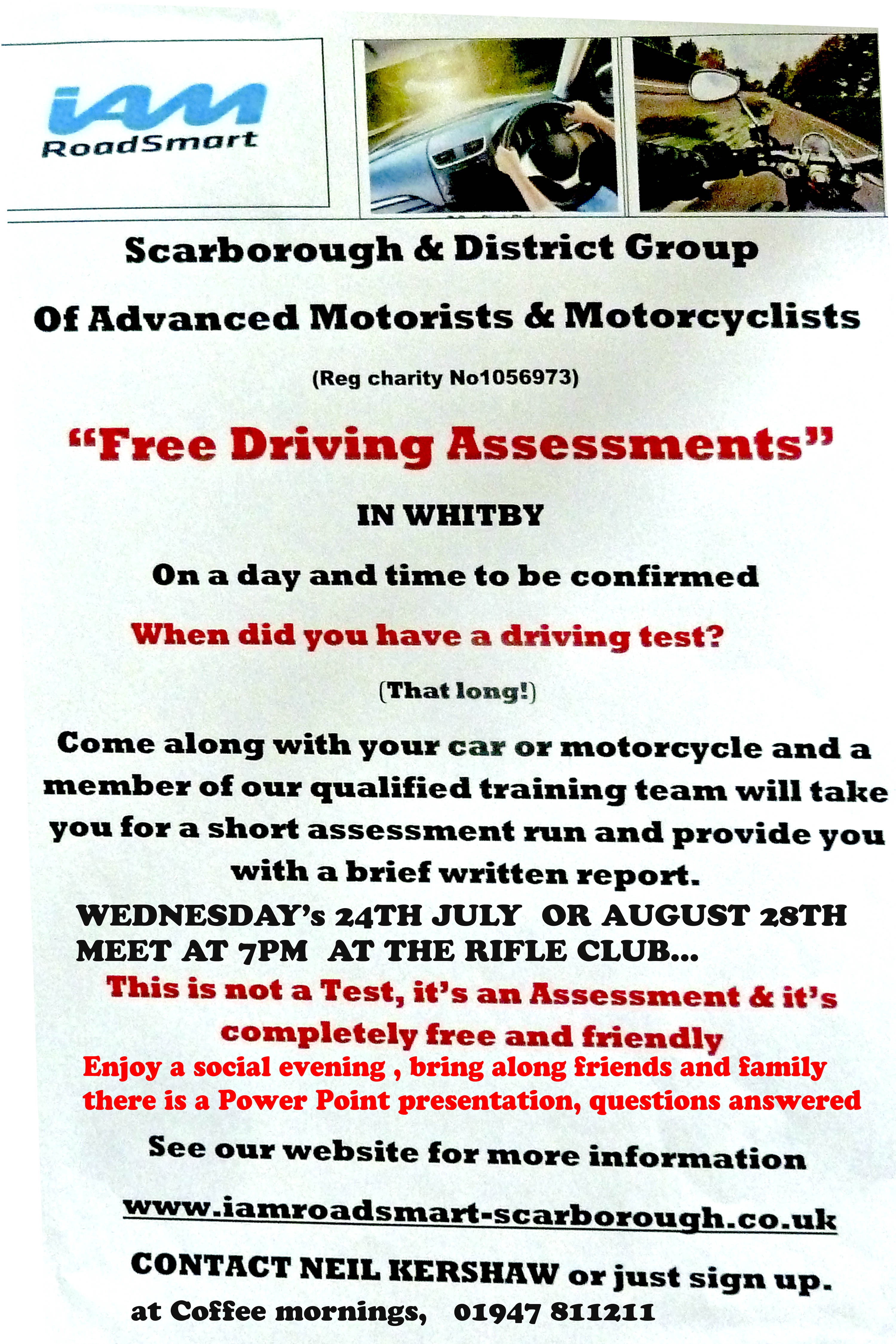 Driver Assessments